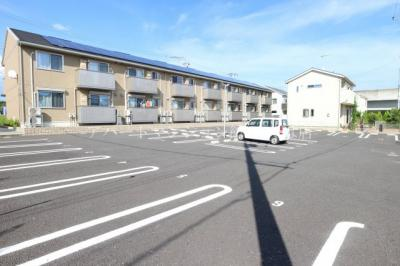 【駐車場】サニーコーポ
