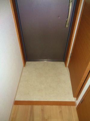 【玄関】グランピアミューズ