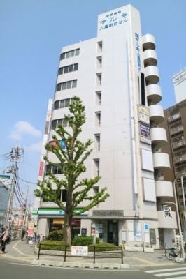 【外観】マルキ八尾駅前ビル