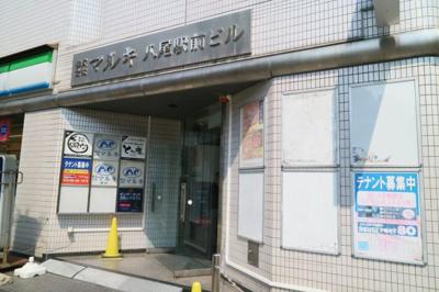 【エントランス】マルキ八尾駅前ビル