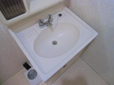 ハイラーク千葉の洗面台