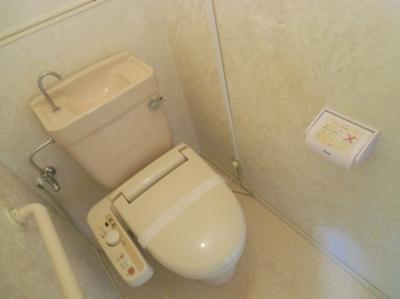 ハイラーク千葉のトイレ