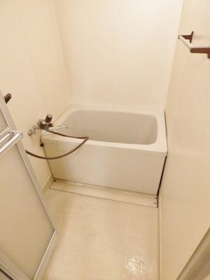 【浴室】ポートハイツ青木