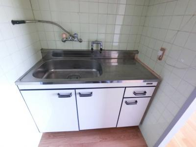 【キッチン】メゾン白鷺
