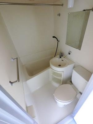 【浴室】メゾン白鷺