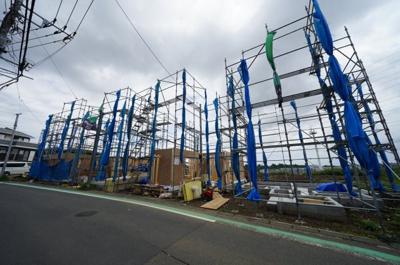 【外観】保土ヶ谷区権太坂2丁目全10棟 新築戸建