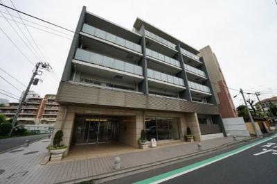 【外観】シティハウス三ツ沢公園
