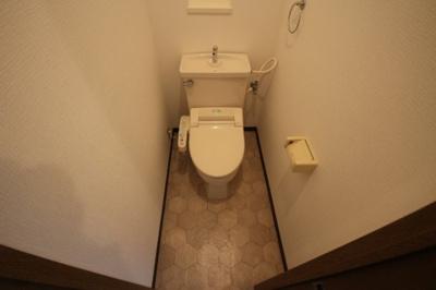 【トイレ】カサベラ新在家ツインズ1号館