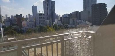 【展望】肥後橋シティハイツ