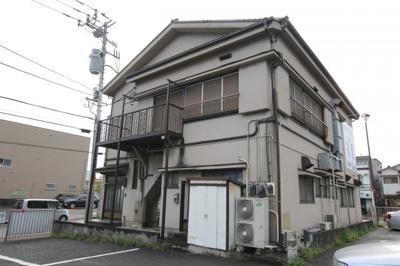 【外観】南新町アパート