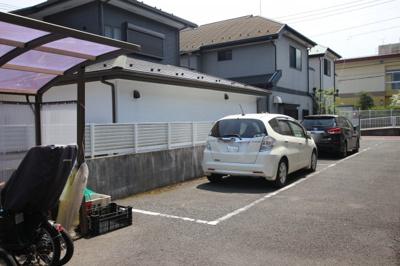 【駐車場】アシュア八王子