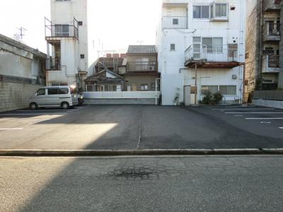 駐車場写真です。(11台)
