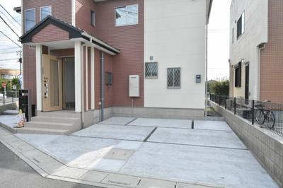 【前面道路含む現地写真】鴻巣市鴻巣「鴻ノ台」全19区画