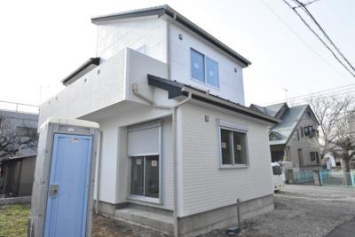 【外観】鴻巣市人形4丁目 新築分譲住宅全1棟
