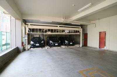 【駐車場】レジデンス寿