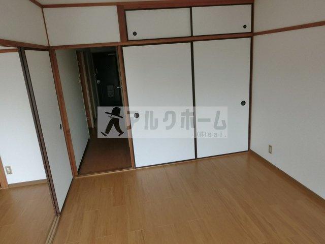 大県マンション2 和室