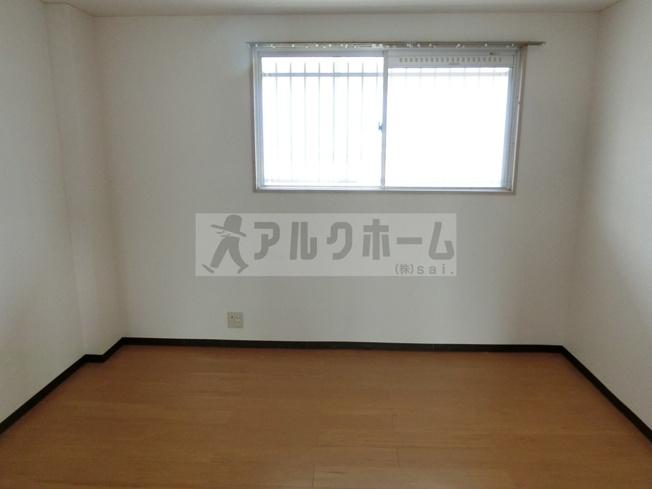 大県マンション2 バルコニー