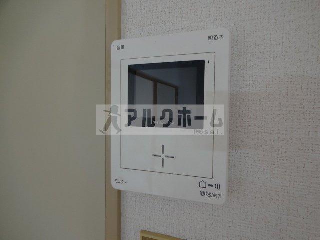大県マンション2 玄関