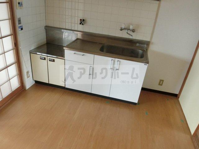 大県マンション2 キッチン