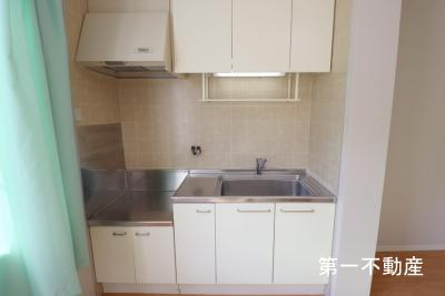 【キッチン】シャトー・ホリ