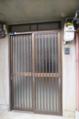 【エントランス】北本町3丁目長屋