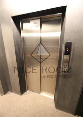 ビット渋谷常盤松 エレベーター