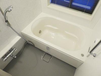 【浴室】ザ・大阪レジデンス備後町