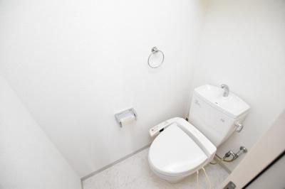【トイレ】エルミタージュ難波WEST