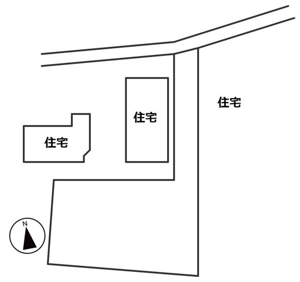 青柳町売地