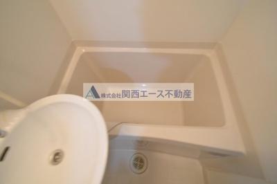 【浴室】レオパレスコートグラン