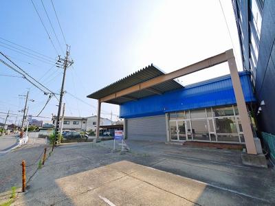 【外観】生野事務所・倉庫