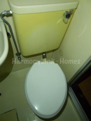 ライフピアミラージュの清潔感のあるトイレです☆