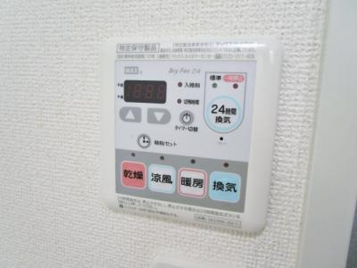 【バルコニー】シャン・ド・フル―ル五社