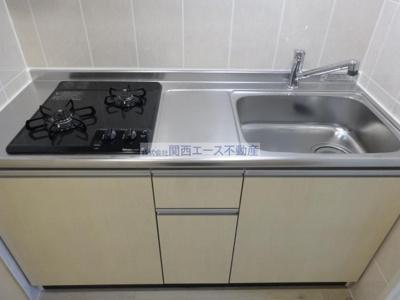 【キッチン】エイチ・ツーオー布施