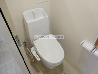 【トイレ】エイチ・ツーオー布施