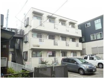 小田急線「柿生」駅より徒歩7分!コンビニも徒歩2分!通勤通学・お買い物に便利な立地の3階建てアパートです♪