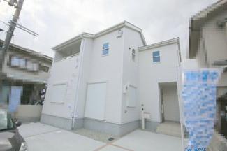 堺市西区鳳南町 新築一戸建て 室内動画もあります 閑静な住宅地です 現地写真です