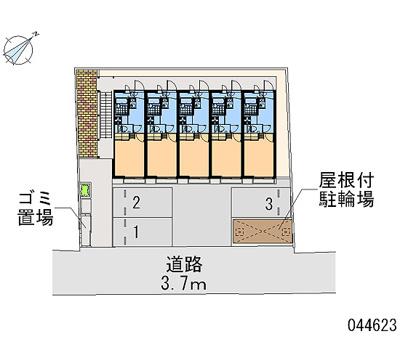 【区画図】ケイム名島