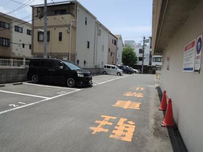 【駐車場】サンコーポ平野