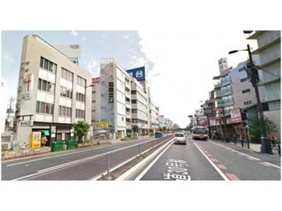 堺東から5分!13号線に面す約10坪!