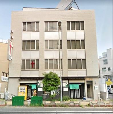 【外観】堺東から5分!13号線に面す約10坪!