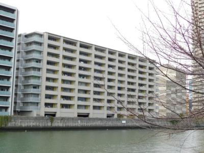 【外観】堂島川シティハウス