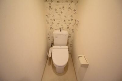 【トイレ】プレメント豊中