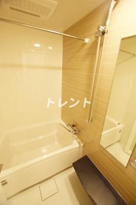 【浴室】ベルテラス早稲田