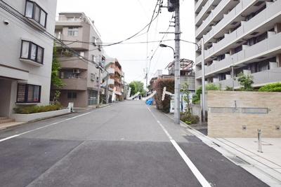 【周辺】ベルテラス早稲田