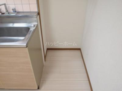 【キッチン】プラチナコート青山