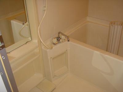 【浴室】ブルージュ摂津