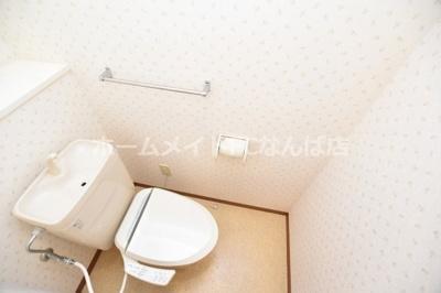 【トイレ】アーバンステージ安堂寺Ⅰ