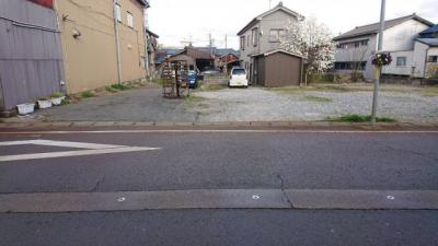【外観】西蒲区巻甲売地