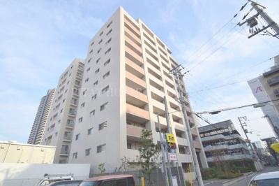【外観】ラフィーナ野田阪神